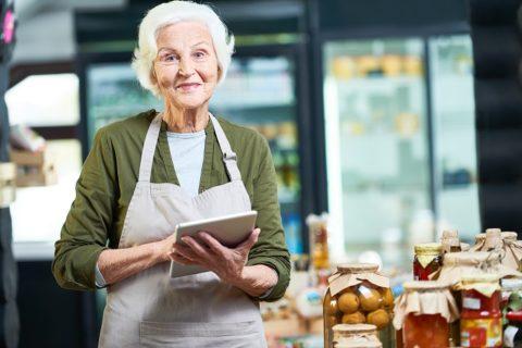 Nebenverdienst in der Rente